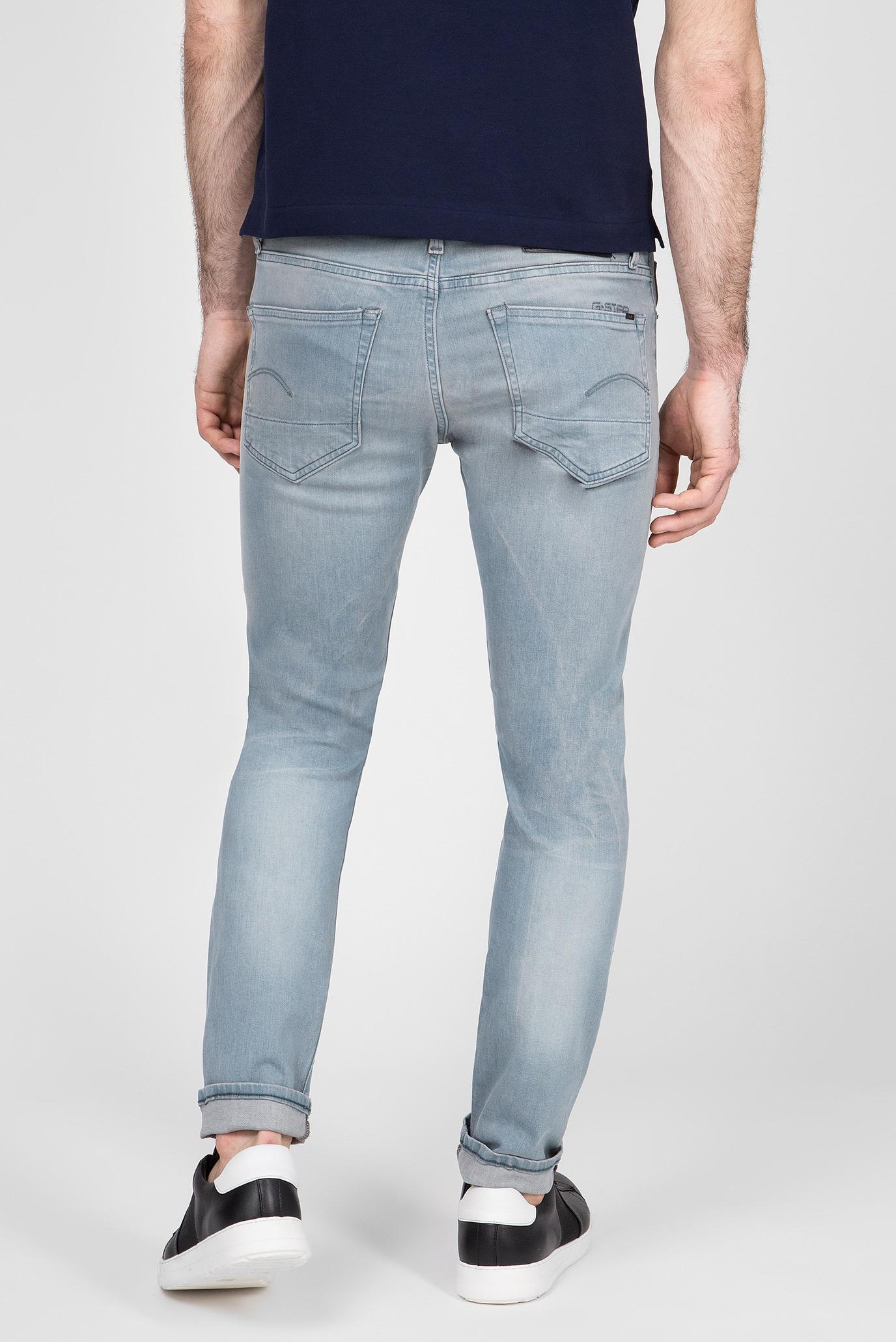 Купить Мужские голубые джинсы 3301 G-Star RAW G-Star RAW 51001,9882 – Киев, Украина. Цены в интернет магазине MD Fashion