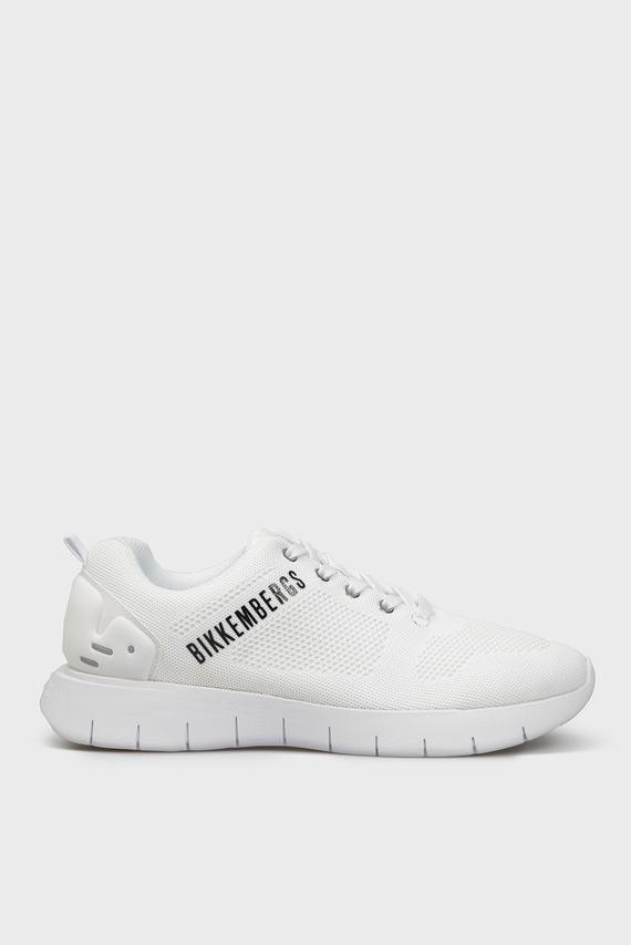 Мужские белые кроссовки FENIS