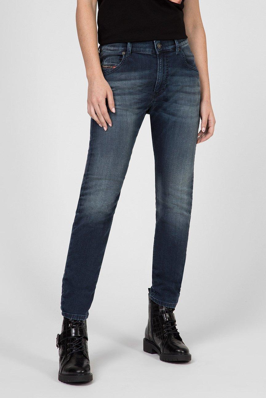 Женские синие джинсы KRAILEY-B-NE Sweat jeans