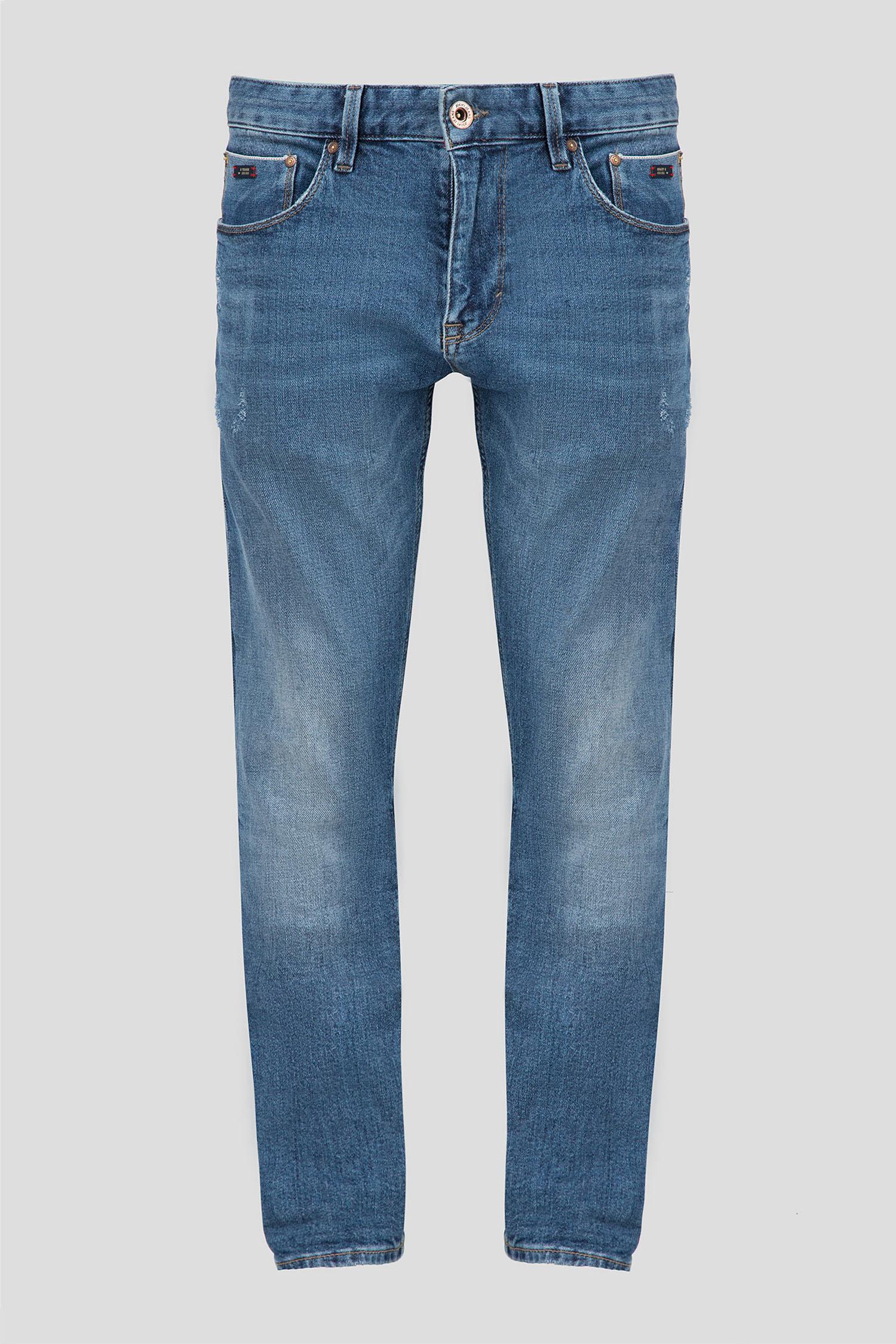 Мужские синие джинсы JJD-03STEPHEN Joop
