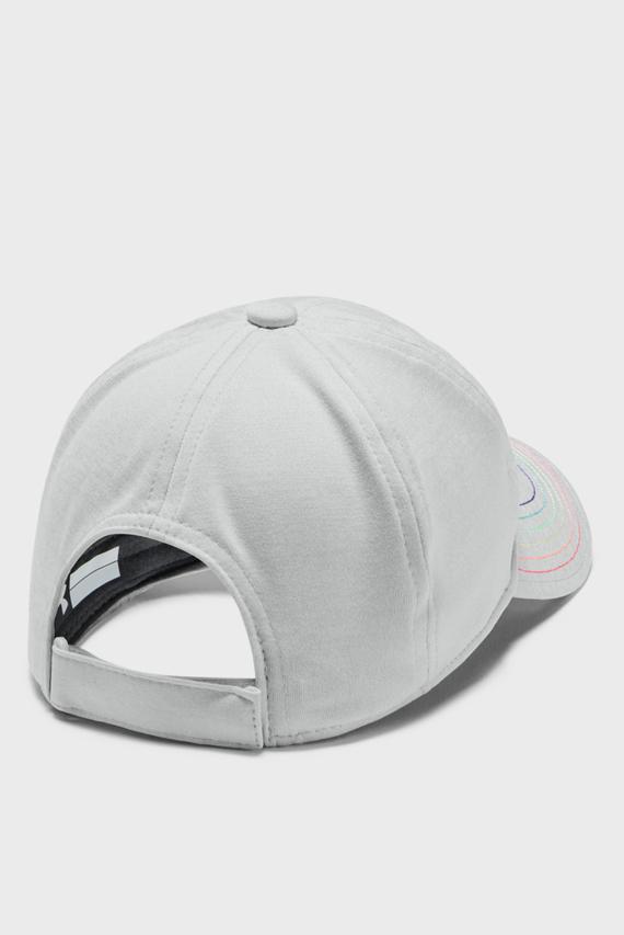 Детская серая кепка Girls Twisted Renegade Cap