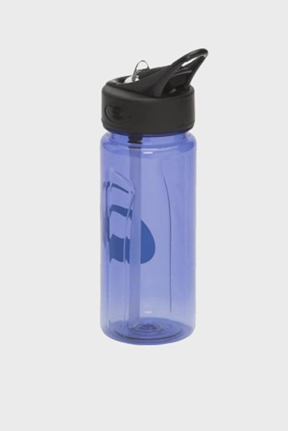 Синяя бутылка для воды  BOTTLE 0.6L