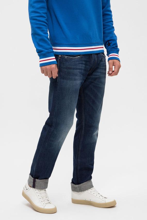 Мужские синие джинсы ROB