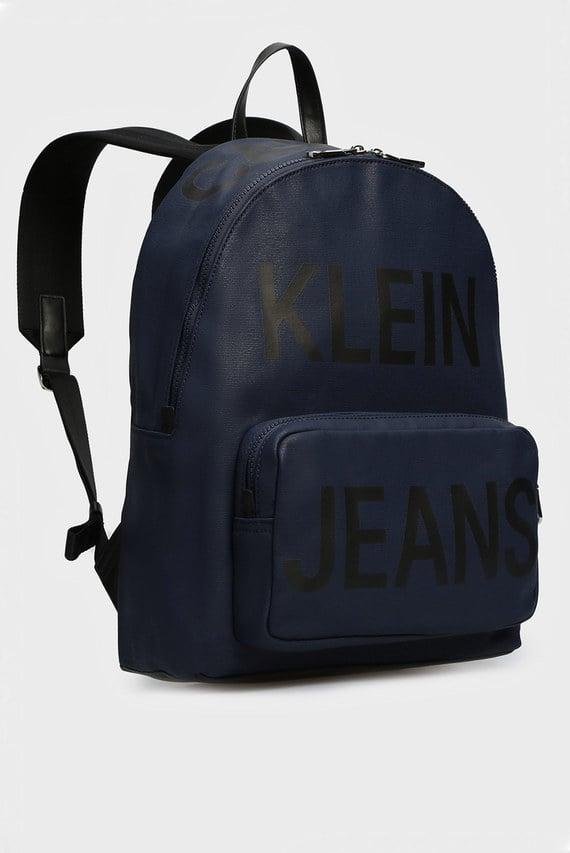 Мужской темно-синий рюкзак COATED LOGO CAMPUS BP 40