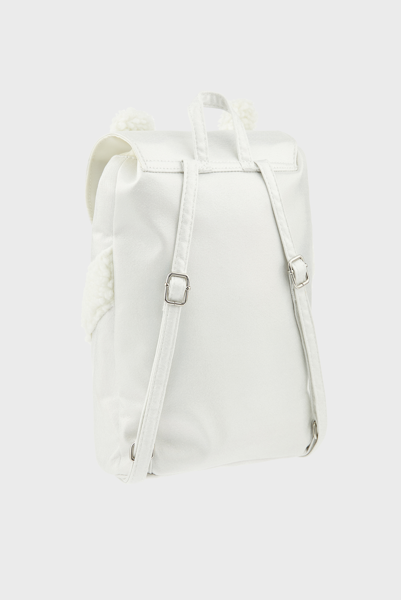 Детский белый рюкзак POLAR BEAR BACKPACK Accessorize