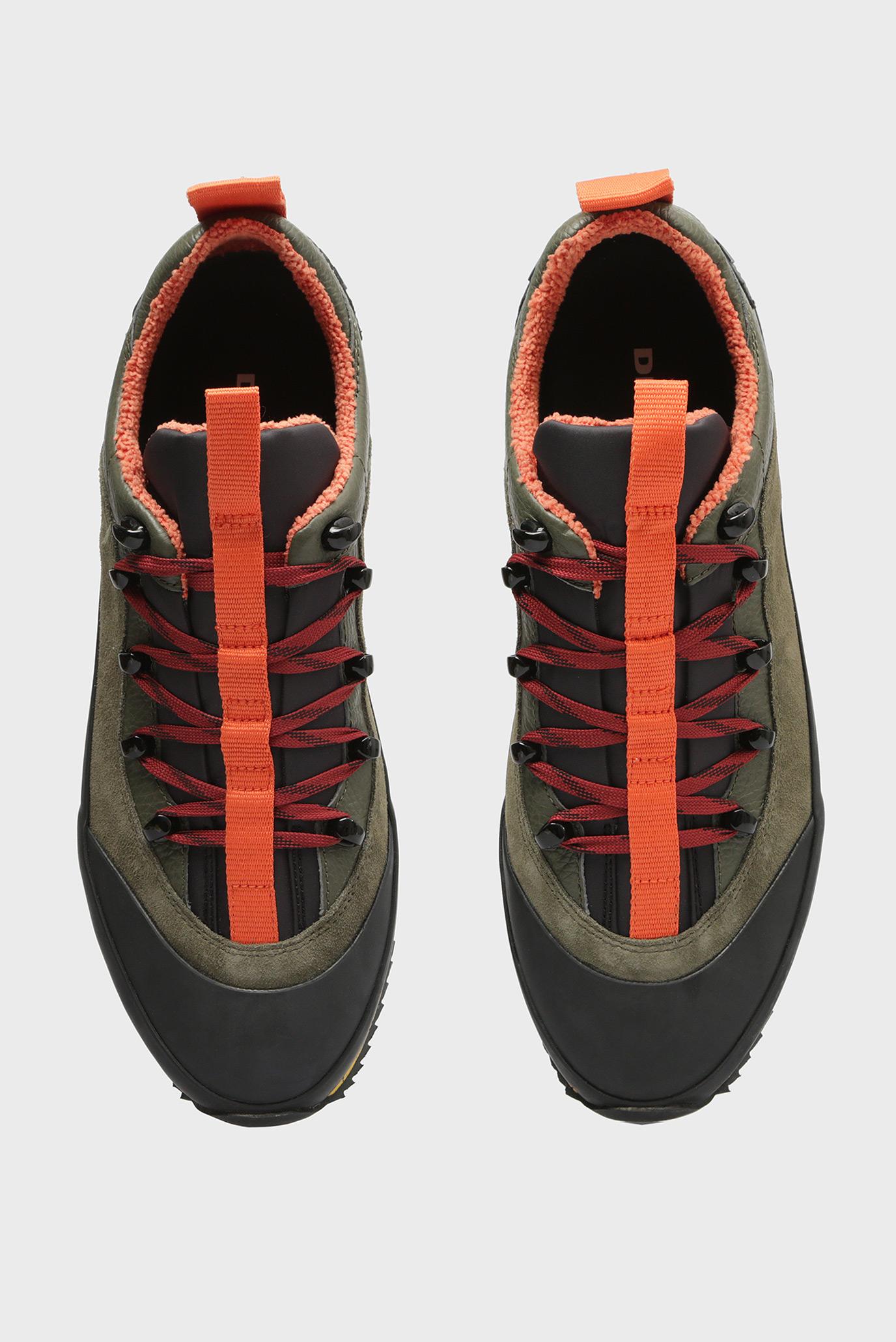 Купить Мужские зеленые кроссовки TRIBUTE Diesel Diesel Y01833 PR633 – Киев, Украина. Цены в интернет магазине MD Fashion
