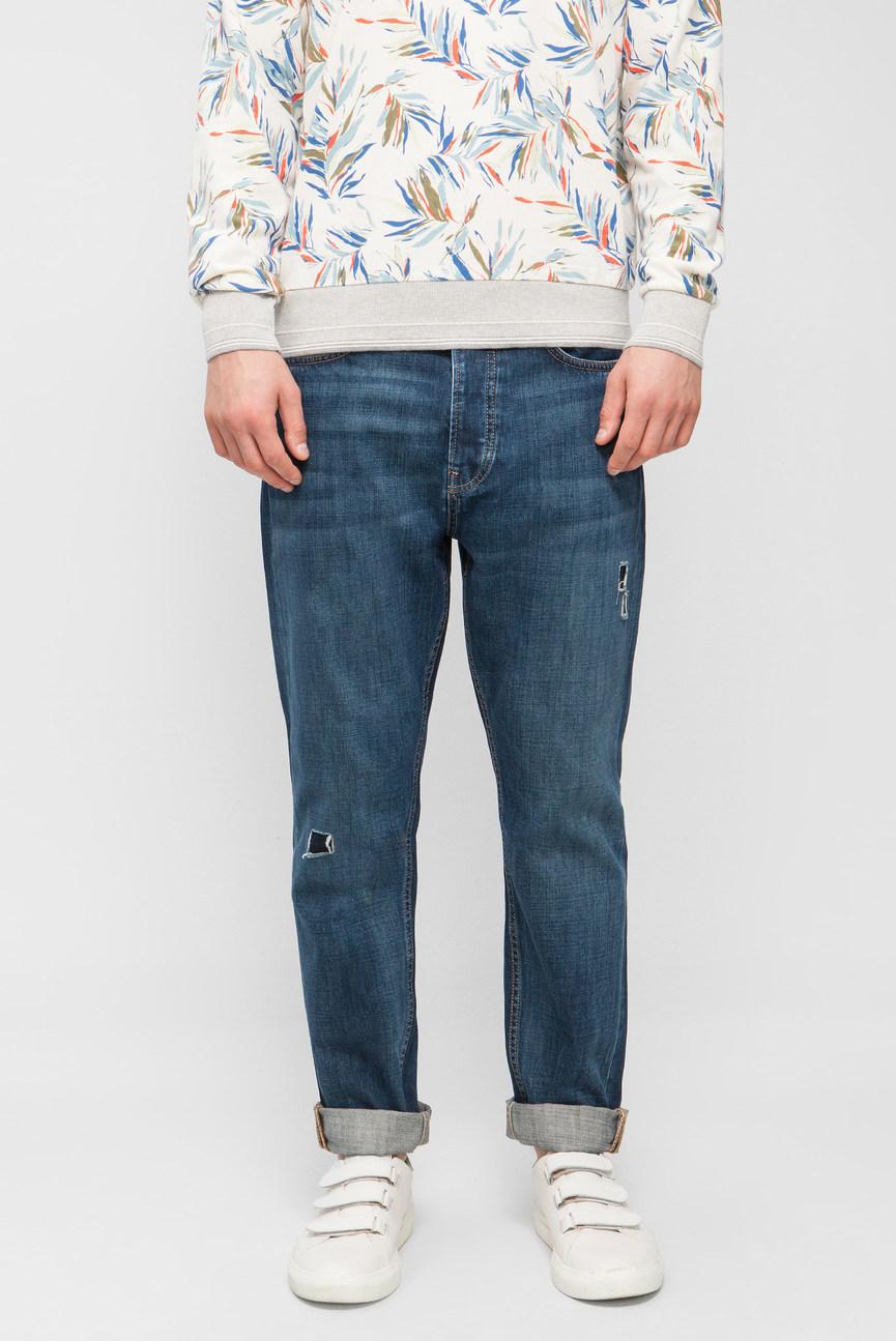 Мужские синие джинсы MALTON ECO