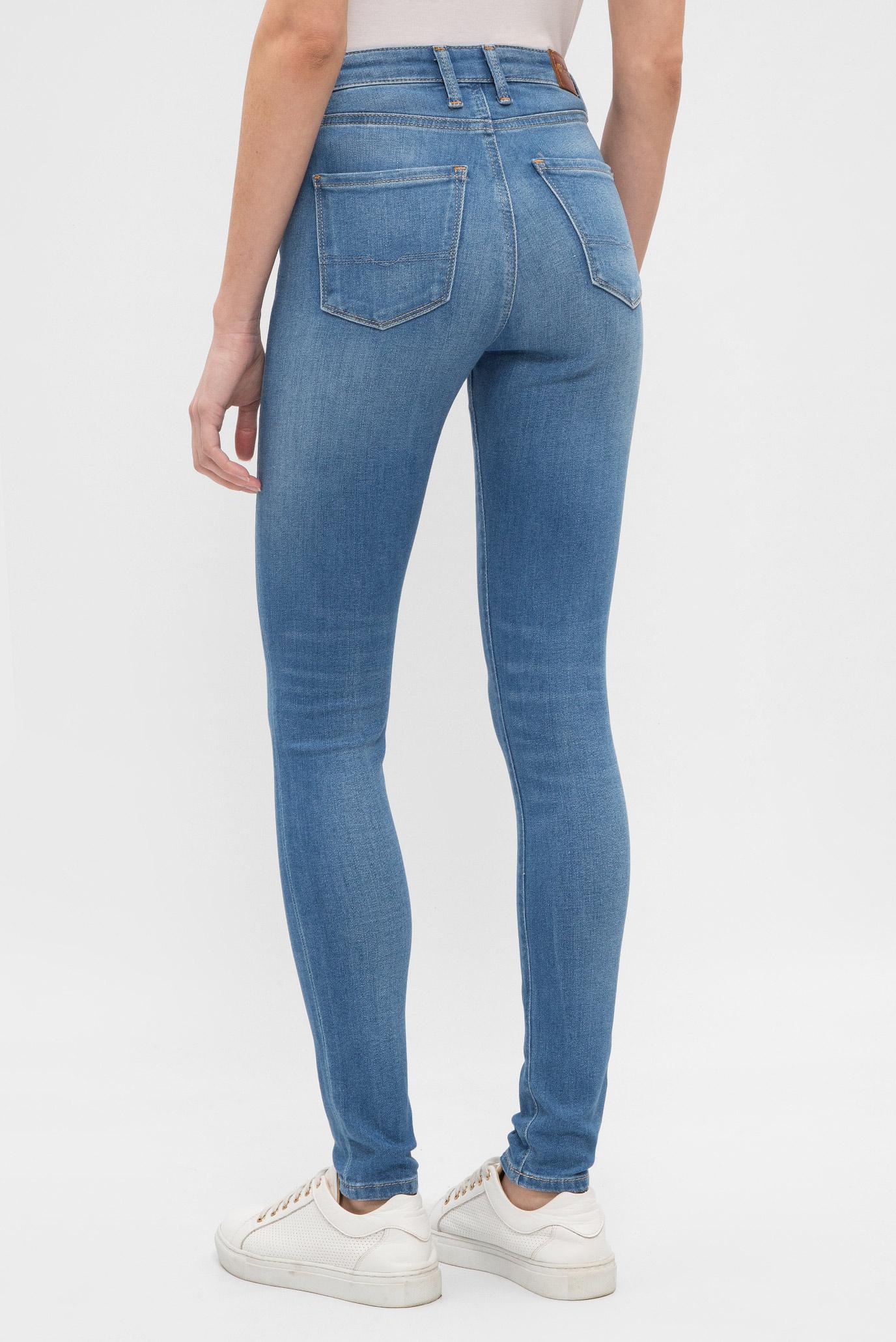 Купить Женские синие джинсы REGENT 45YRS Pepe Jeans Pepe Jeans PL2030180 – Киев, Украина. Цены в интернет магазине MD Fashion
