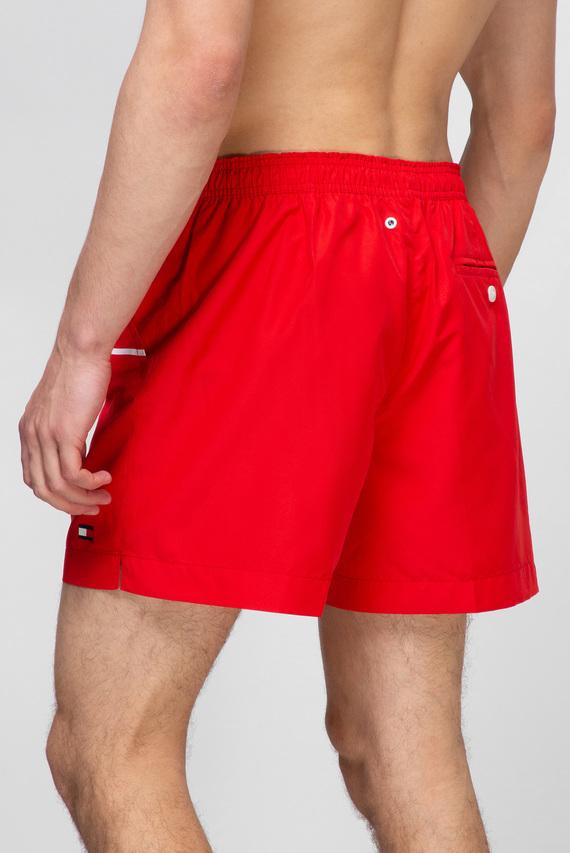 Мужские красные плавательные шорты MEDIUM