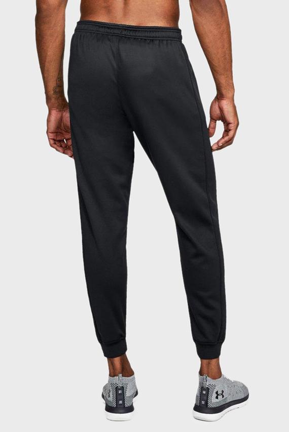 Мужские черные спортивные брюки ARMOUR FLEECE JOGGER