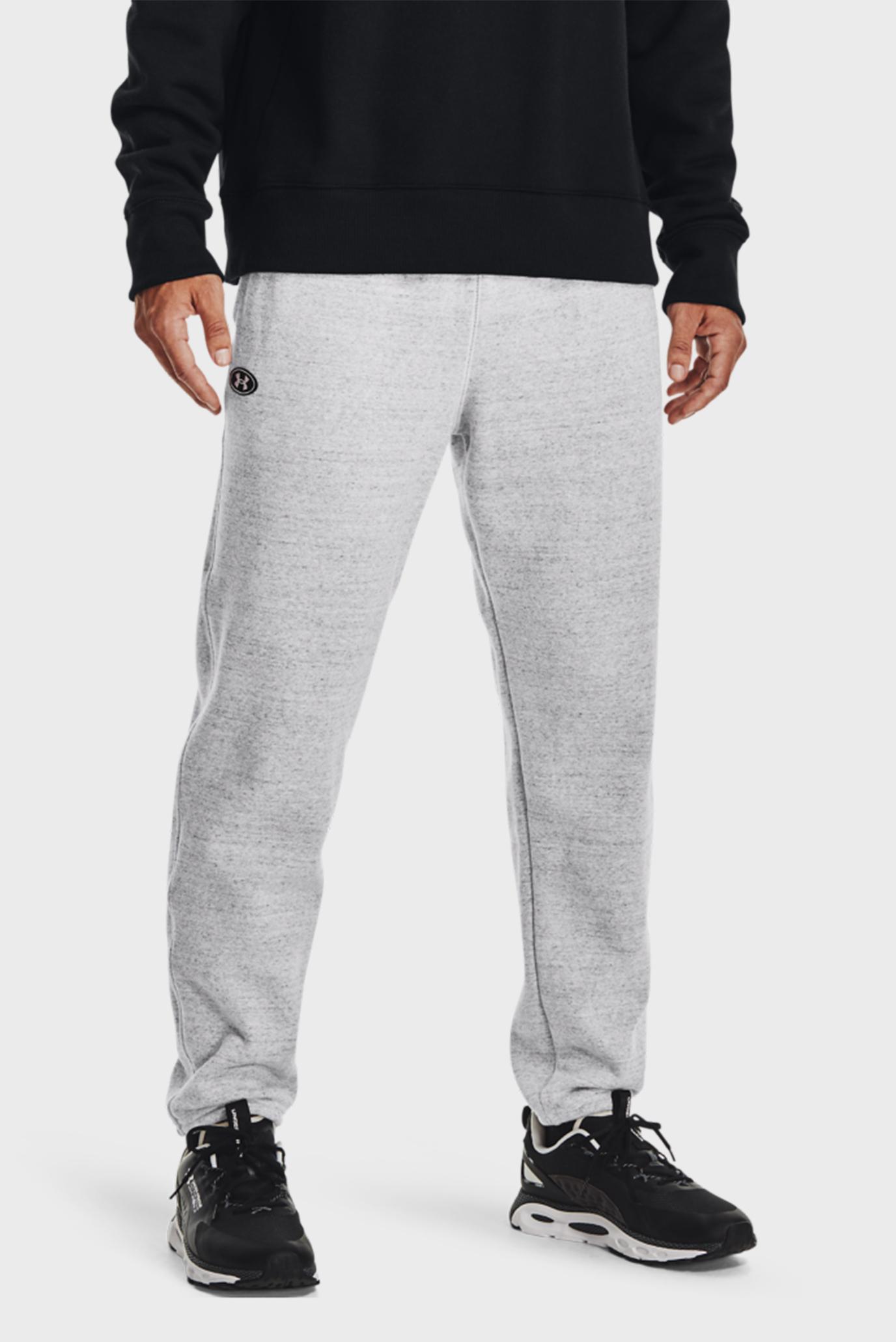 Мужские серые спортивные брюки UA ORIGINATORS JOGGER 1