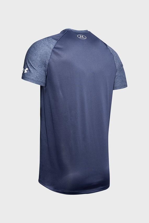 Мужская синяя футболка MK1 SS