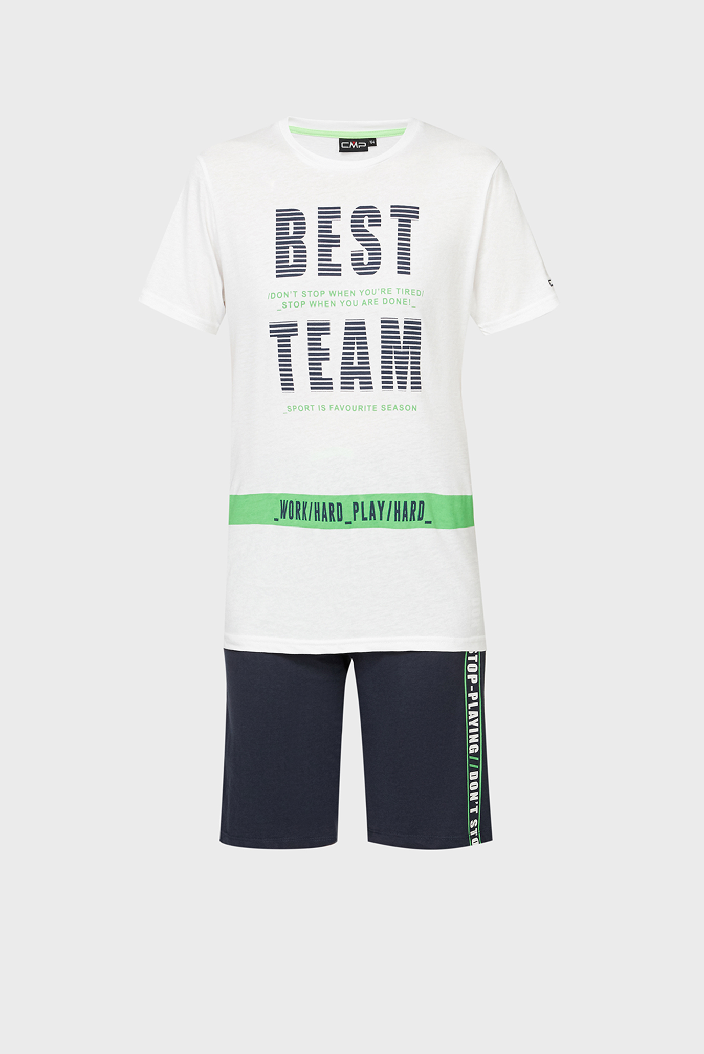 Дитячий комплект одягу (футболка, шорти) 1