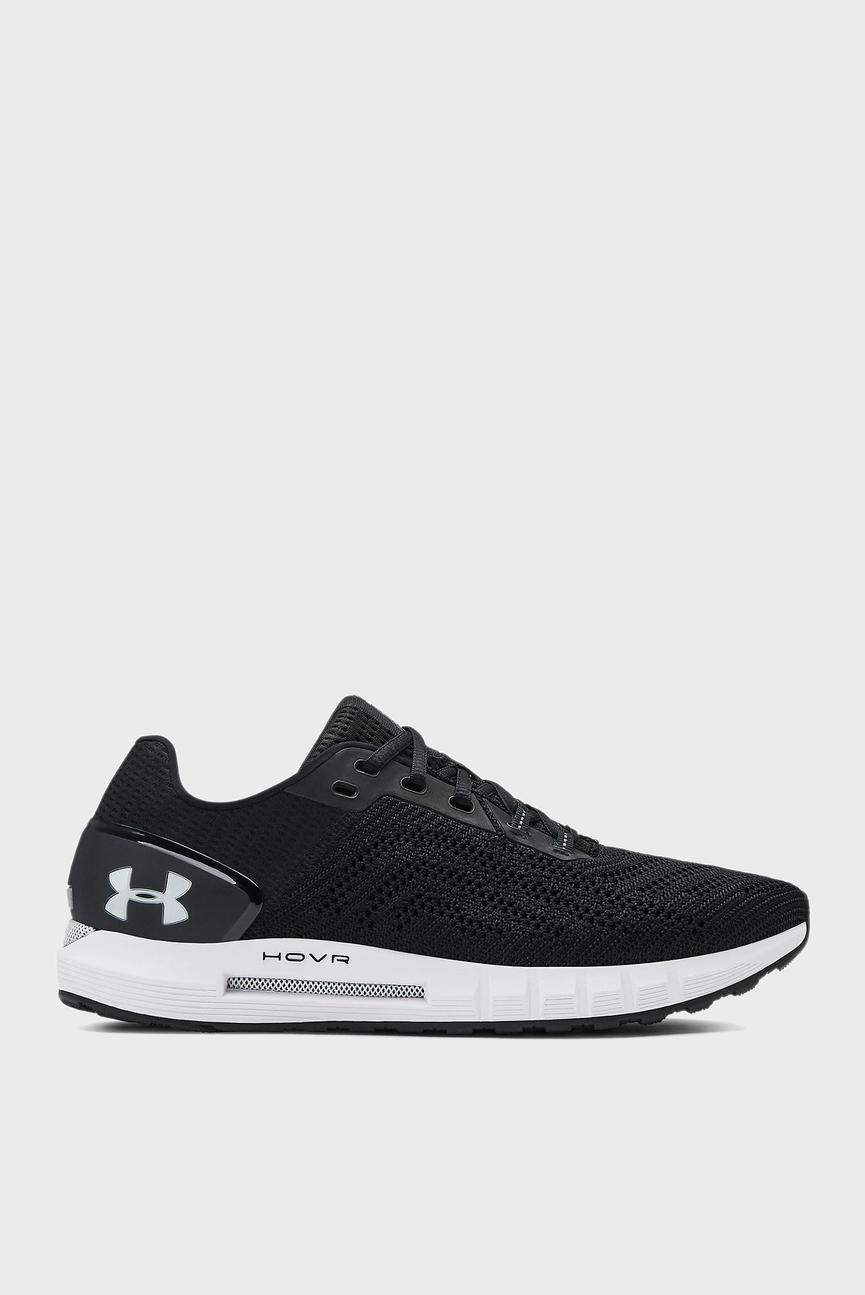 Мужские черные кроссовки UA HOVR Sonic 2