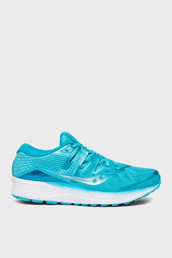 Женские голубые кроссовки RIDE ISO
