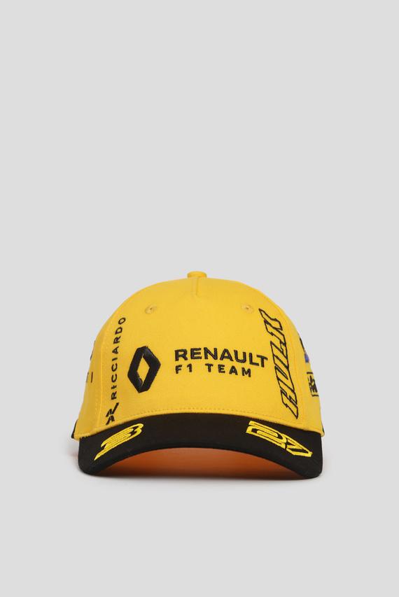 Мужская желтая кепка