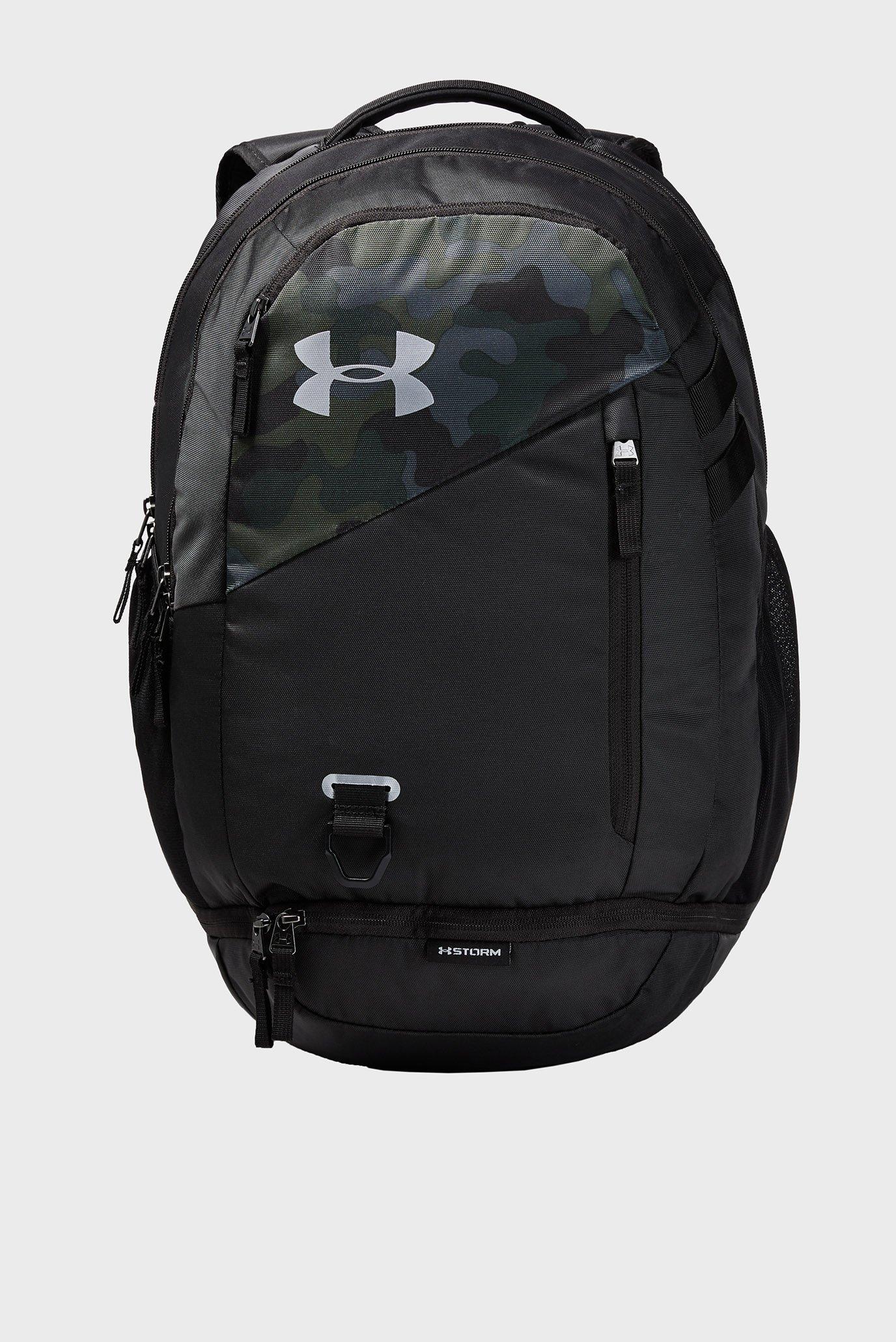 Купить Черный рюкзак UA Hustle 4.0 Under Armour Under Armour 1342651-290 – Киев, Украина. Цены в интернет магазине MD Fashion