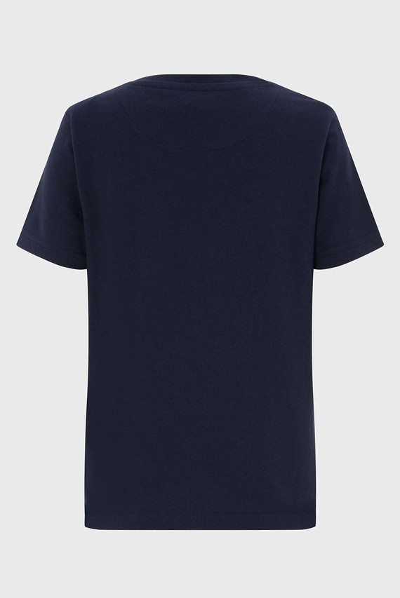 Детская синяя футболка Talon Train Tee