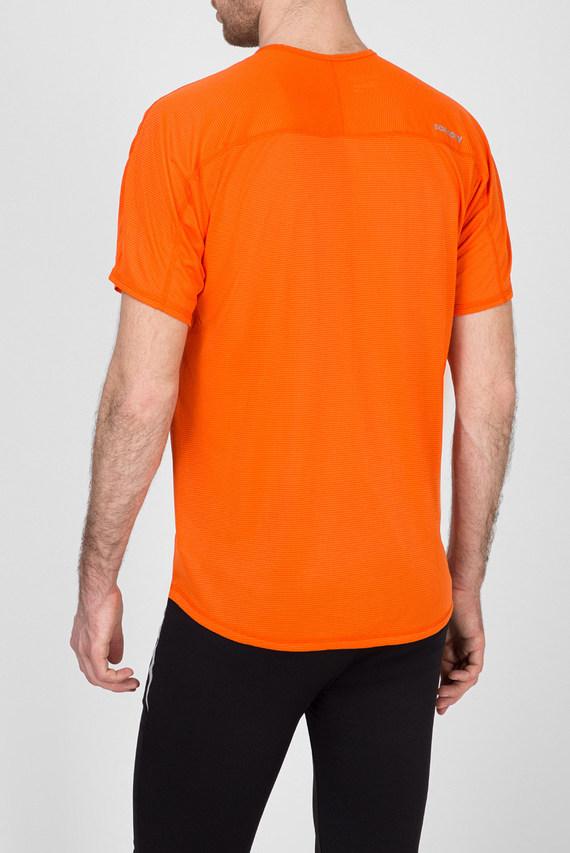 Мужская оранжевая футболка HYDRALITE