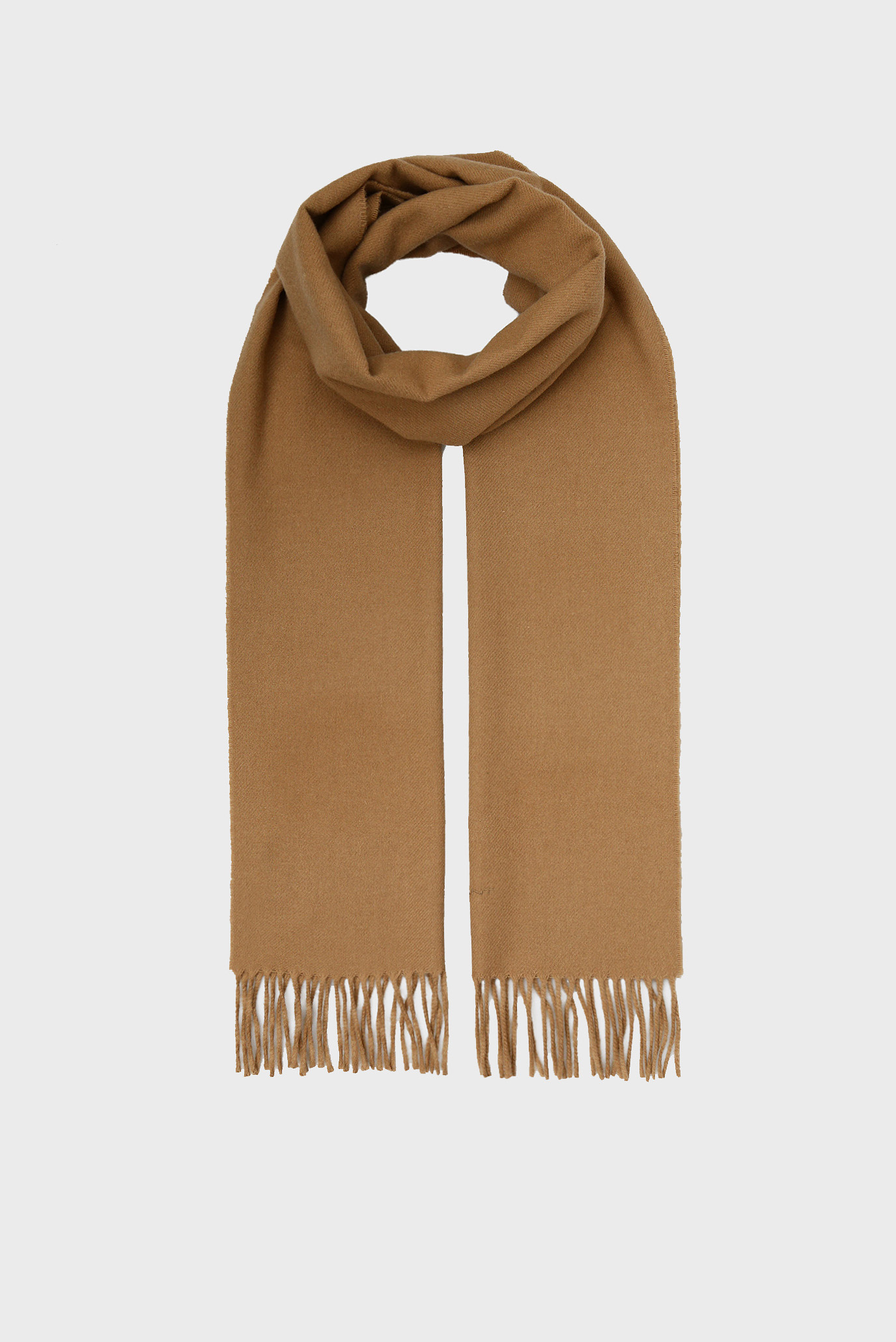 Купить Мужской бежевый шарф Gant Gant 9920080 – Киев, Украина. Цены в интернет магазине MD Fashion