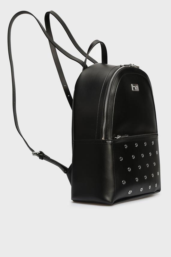 Женский черный рюкзак EMMA