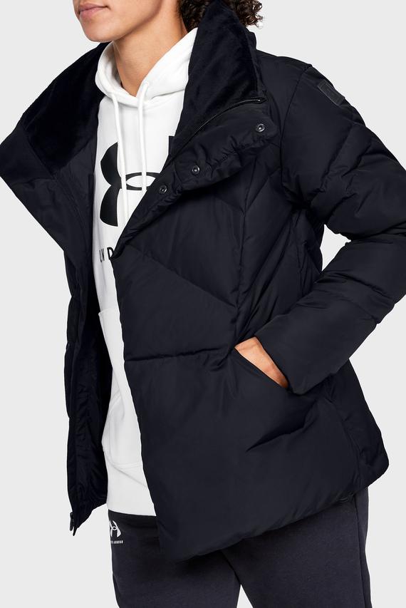 Женский черный пуховик UA Sportstyle Down Jacket