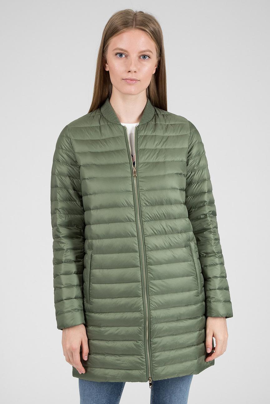 Женский зеленый пуховик BELLA LW DOWN COAT