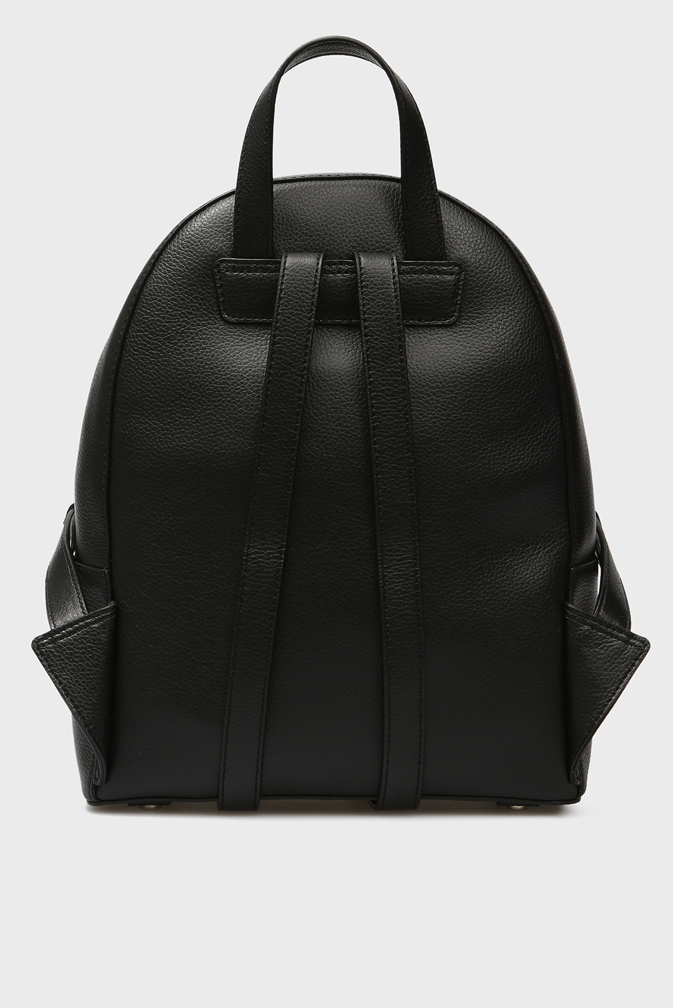40bb5e940382 Купить Женский черный кожаный рюкзак ELISSA DKNY DKNY R84KH933 – Киев,  Украина. Цены в интернет магазине MD Fashion