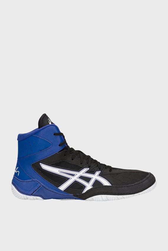 Мужские синие кроссовки для борьбы CAEL V8.0