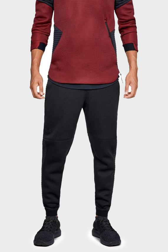 Мужские черные спортивные брюки MOVE AIRGAP