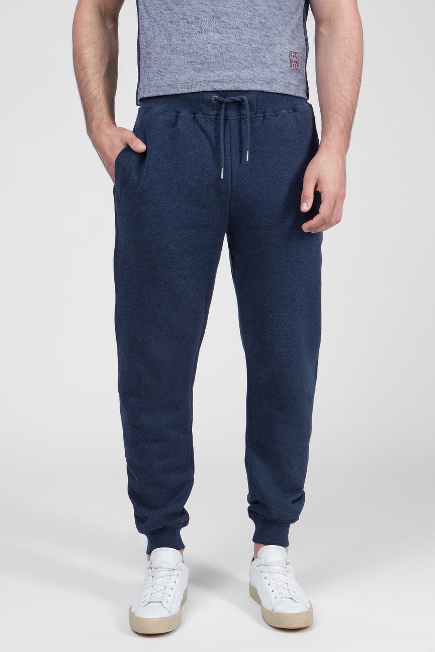 Мужские синие спортивные брюки HUGEN